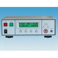 Buy cheap Programmable AC DC Dielectric Voltage Withstand Test Equipment 5KV / 12mA from wholesalers
