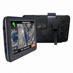 China GPS Car Navigation System with DVR wholesale