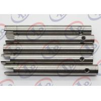 China 303 Stainless Steel Rod Custom Machining Services With A 10mm Depth Groove wholesale