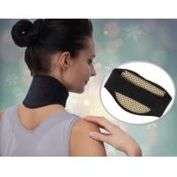 Buy cheap FAR-IR tourmaline self-heating anion health care neck protective from wholesalers