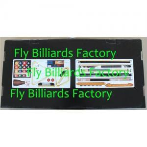 China billiard accessory set wholesale