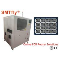 China Fully Automatic PCB Depaneling Router Machine  For Tab - Routed PCBA Depaneling on sale