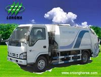 Buy cheap Garbage Truck , Garbage Container Truck, Garbage Collector, Garbage Compactor, from wholesalers