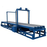 China High Efficiency A Type Eps Foam Cutter 1250 Mm Cutting Width Compact Structure wholesale
