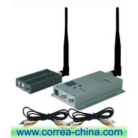 China 1.2GHz 2500mW wireless AV transmitter receiver wholesale