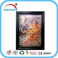 Quality Custom Printing 3D Lenticular Poster and Flip Change Image High Definition for sale