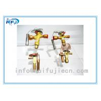 China R134a Thermostatic  Expansion Valves Brass R22/R404A/R507 CE/ROHS/FCC/SGS  TEB2 TEX TX2 068Z3206 Tex2  068Z3229 wholesale