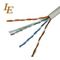 China UTP Ethernet Patch Cable , Eco - Friendly Long Internet Cable Cord Long Lifespan wholesale
