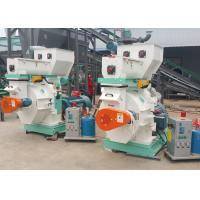 China MZLH508 Ring Die Wood Pellet Mill , Sawdust Pellet Machine With CE Approval wholesale