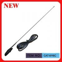 China Black Glass Fiber Mast Car Roof Antenna For The Radio Fit VW Peugeot Citroen wholesale