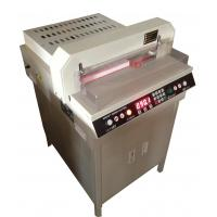 China Number Control Fully Automatic Paper Cutting Machine 450mm Auto Paper Cutter wholesale