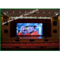 China Super Bright rgb Small SMD Led Screen Display For Cinema / Metro Stations wholesale