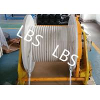 China Good Performance Durable Hydraulic Cable Winch 100-10000m Capacity wholesale