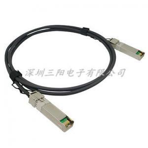China 3m  SFP10G-CU3M Compatible SFP+ to SFP+ Passive Direct Attach Copper Cable PVC&LSZH,Support OEM wholesale