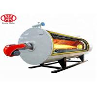 Quality Gas Oil Fired Thermic Fluid Heater , Horizontal Style Thermal Oil Heater for sale