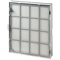 China Galvanized frame HEPA filter pleated filter wholesale