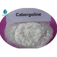 Buy cheap Caber Raw Materials Powder Cabergoline for Parkinson's Disease WIth High Purity from wholesalers