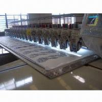China Single Sequins Computerized Embroidery Machine, Excellent design, Economic and Popular wholesale