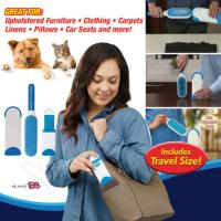 China New Hurricane Fur Wizard Pet Fur & Lint Remover Travel Size hair Cleaner Brusher  china factory supply with low price wholesale