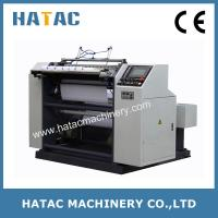 China NCR Paper Slitter Rewinder,Carbonless Paper Roll Slitting Rewinding Machine,Thermal Paper Slitting Machine on sale