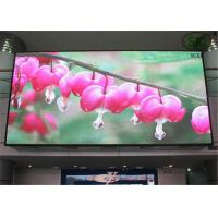 China High Density Indoor Full Color LED Display Video Controller Working wholesale