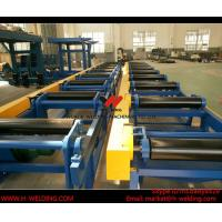 China Mitsubishi Inverter H Beam Assembly Machine for H / T / I  Beam Production Line wholesale