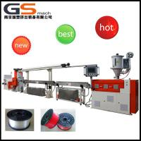 China Plastic filament making machine BVOH new material 3D printer filament extruder wholesale
