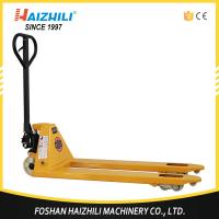 China 2 ton / 2000kg hydraulic pump CE hand pallet truck hot selling in pakistan wholesale
