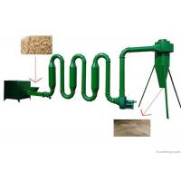 China Charcoal Sawdust Drying Equipment ST300 7.5kw 1800kg Biomass Dryer Systems wholesale