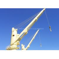 China Telescopic Boom Crane Offshore Crane Marine Crane Deck Crane wholesale
