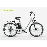 """China Cruiser style electric city bike 250W electric assist bicycle with 26""""X1.95 tire wholesale"""