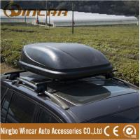 Quality ABS plastic board universal SUV / CRV Car Roof Boxes of U-bolt Mounting for sale