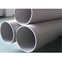 China ASTM A554 430 Stainless Steel Pipe Austenitic Type With Mill Test Certificate wholesale