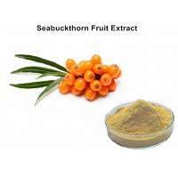 China Brown Sea Buckthorn Berry Extract, Sea Buckthorn Extract Skin CarePolysaccharides Powder wholesale