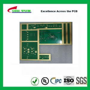 China Pcb Fabrication Aeronautics Printed Circuit Board 4L RO3001 Assembly Design wholesale