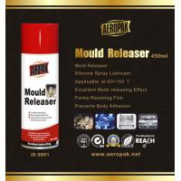 Silicone Mould Release Spray Aerosol Lubrication Release Mould Agent