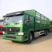 China 40 Ton Euro Ii Zf8118 Steering Heavy Cargo Truck 336hp With Single Bed wholesale