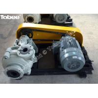 China Tobee® 1.5x1 inch Warman diesel engine golds pumps wholesale