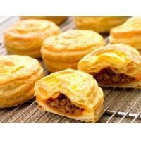 China Siemens Touch Screen Puff Pastry Making Machine Easy Clean With Folding Accessories wholesale