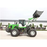 China 5 Tons Hydraulic System Compact Wheel Loader With Energy Saving Engine wholesale