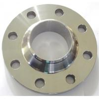 China ANSI B16.5 GR5 Forged Titanium Flanges For Pipe Connections wholesale