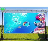 China Movable P8 Rental Outdoor Led Advertising Display Board for Event Stage Show wholesale