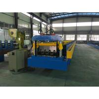 China 30 Stations Gi Sheet Metal Roll Forming Machines With 10T Hydraulic Decoiler wholesale
