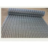 China Food Grade Wire Mesh Conveyor Belt / Honeycomb Flat Strip Belt wholesale