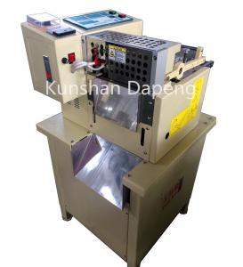 China Velcro, Band, Tube, Sleeve, Film, Label Strip Automatic Cutting Machine on sale