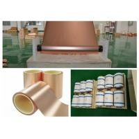 China ED Copper Shielding Foil Polished Raw Surface Treatment ISO Approval wholesale