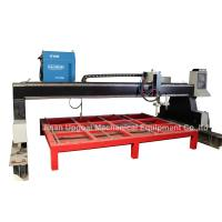 Quality Gantry Plasma Gutting Machine Flame Cutting Machine for sale