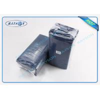 Quality Non toxic medical non woven disposable sheets for hospital bed , hospital bed fitted sheets for sale