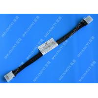 China SFF 8087 To SFF 8087 Serial Attached SCSI Cable , 36 Pin Mini SAS Power Cable wholesale