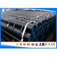 China Steel Line Pipe Seamless Carbon Steel Pipes & Tubes API 5L Grade B Mill Test Certificate wholesale